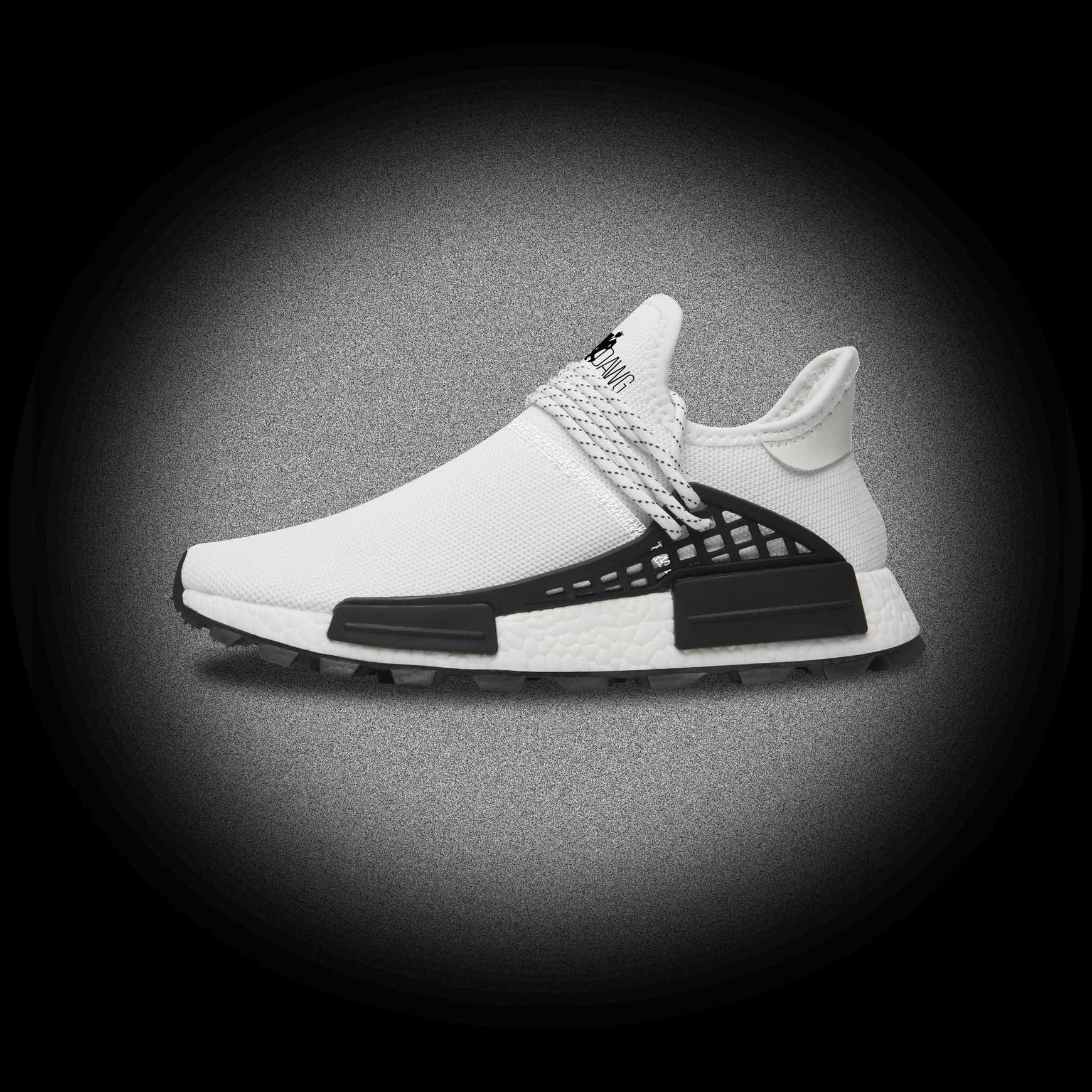 Custom Name And Logo NMD Sport Basketball Sneakers