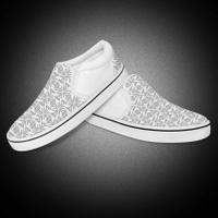 Custom Men Fashion Sneaker Of Slip On Style