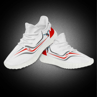Custom Birthday Gift Customized Yeezy Sports Boot Shoes