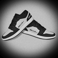 Custom Your Own Favorite Shoes Women Leather Jordan Sneakers