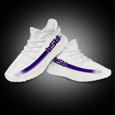 Custom New Style Yeezy Sport Shoes Running White Color