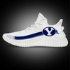 New Fashion Breathable White Color Autumn Men Yeezy Customized Shoes