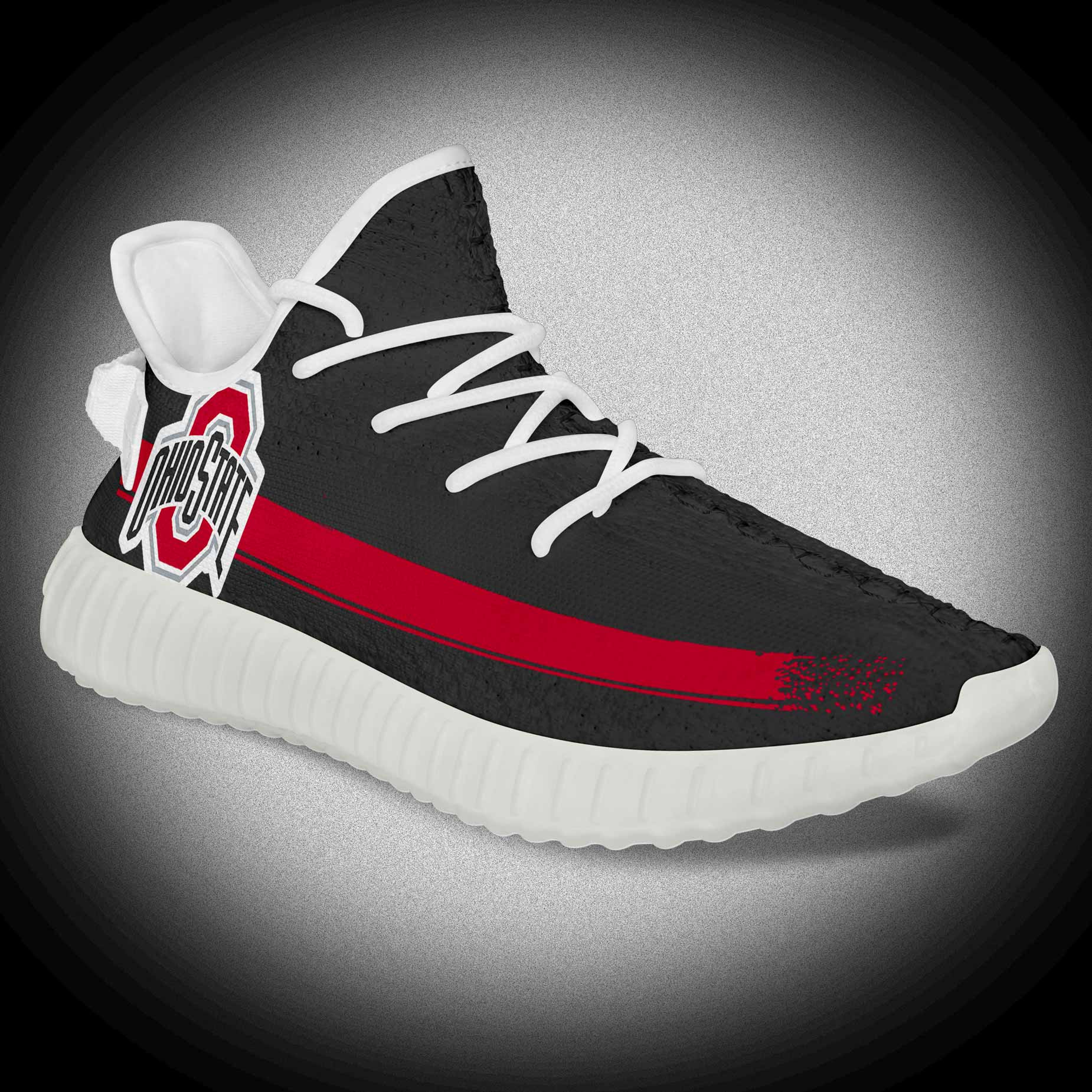 Customized Air Cushion Sport Yeezy 350 Sneakers for Men