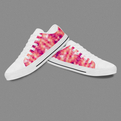 Lightweight Mesh Summer Lace-up Casual Shoes For Kids And Lady