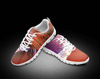 Flat Sports Sneakers Casual Shoes For Women